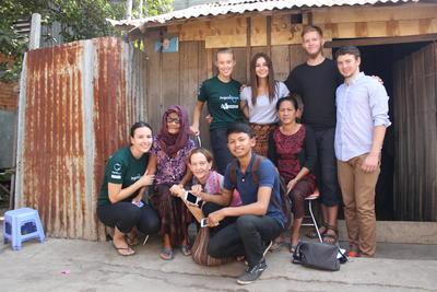 Freiwilligenarbeit & Praktikum in Asien