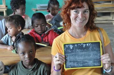 Freiwilligenarbeit in Andasibe in Madagaskar, Afrika