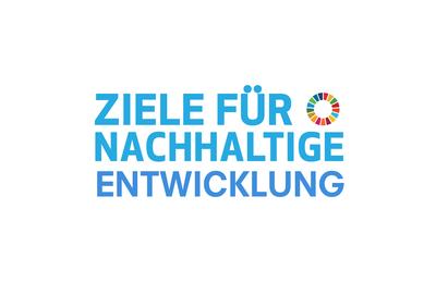 Logo Ziele für Nachhaltige Entwicklung der Vereinten Nationen