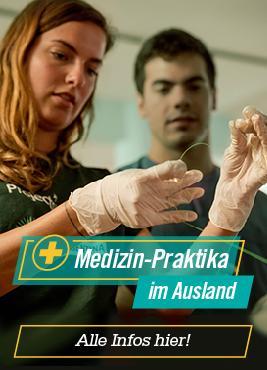 Medizin - Praktikum im Ausland