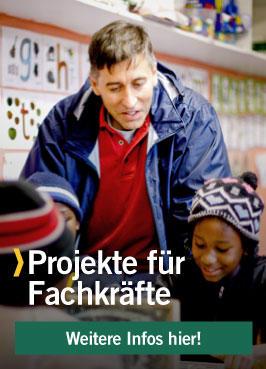 Freiwillig mit Berufsausbildung