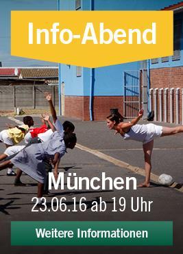 Informationsveranstaltung München 23.06.2016