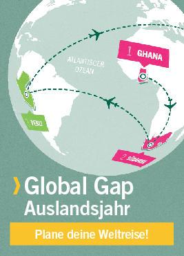 Global Gap Auslandsjahr