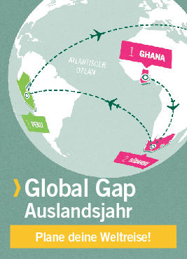 Global Gap Auslandsjahr