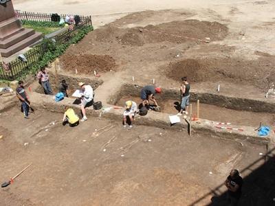 Archäologie-Projekt in Rumänien
