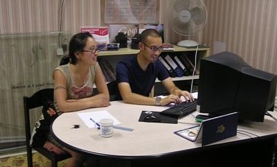 Wirtschaftspraktikum in der Mongolei