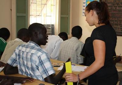 Praktikum in der Mikrofinanzierung