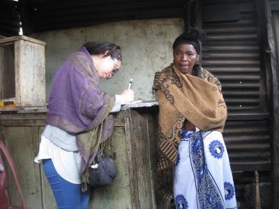 Praktikum bei Mikrofinanz-Projekt in Tansania