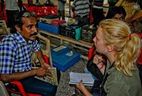 Projekte in Asien - Indien : Wirtschaft