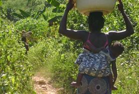 Projekte in Afrika - Ghana : Mikrofinazierung
