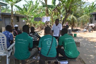 Unterstütze in Ghana ein Lepra - Dorf mit deiner Freiwilligenarbeit im Mikrofinanzierungs - Praktikum