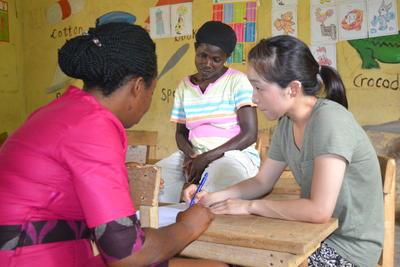 Fördere Frauen in der Wirtschaft mit deiner Freiwilligenarbeit im Microfinance - Projekt in Ghana