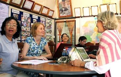 Mikrofinanzierung in Kambodscha
