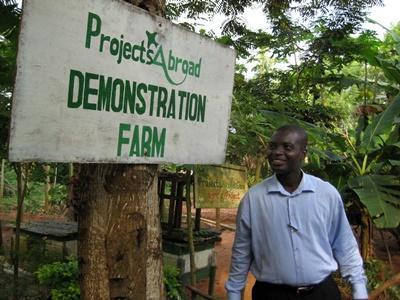 Farming Ghana
