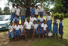 Projekte in der Südsee: die Fidschi - Inseln : Community work