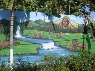 Maroon-Projekt auf Jamaika