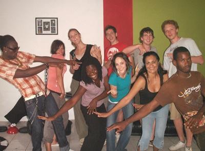 Musik-Projekt auf Jamaika