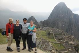 Projects Abroad Generation 50+ Specials : Peru