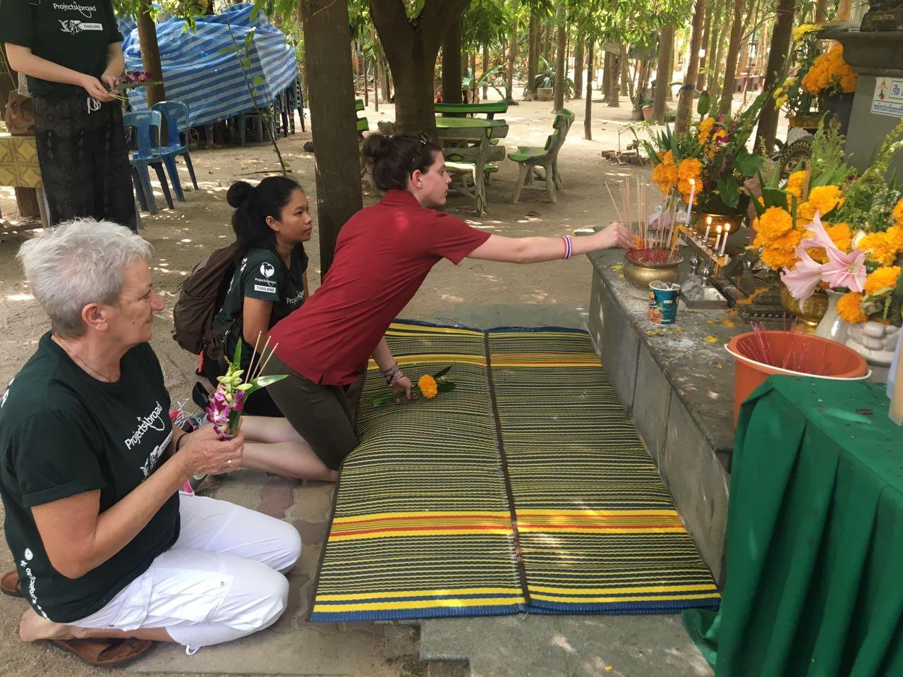 Freiwilligenarbeit in Thailand Generation 50 plus - Special