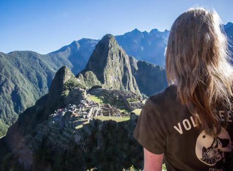 Erkunde nach deinem Freiwilligendienst in Peru die Inka – Ruinen