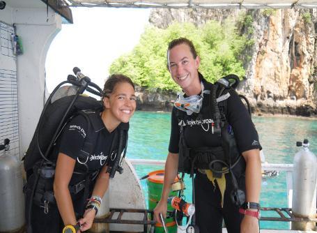 Schütze Thailands Korallenriffe und Mangrovenwälder im Naturschutz – Projekt in Ao Nang.