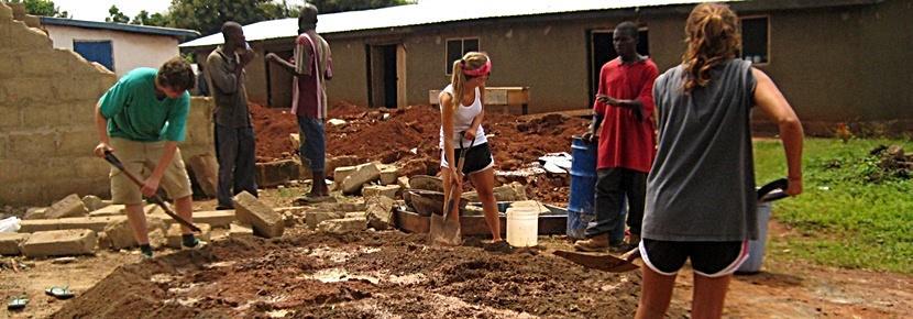 Hausbau-Projekte im Ausland