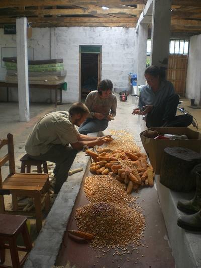 Inka-Projekt in Peru