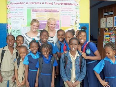 IT-Projekt auf Jamaika