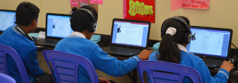 Freiwilligendienst Computer-Projekte