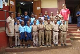 Projekt in der Karibik - Jamaika : Computer - Projekt