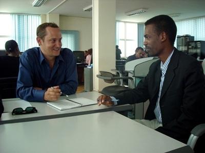 Journalismus-Praktikum Äthiopien