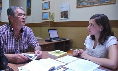 Journalismus-Praktikum Rumänien
