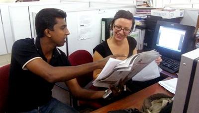 Journalismus - Praktikum im Ausland: Sri Lanka