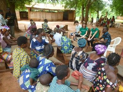 Journalismus-Praktikum Togo