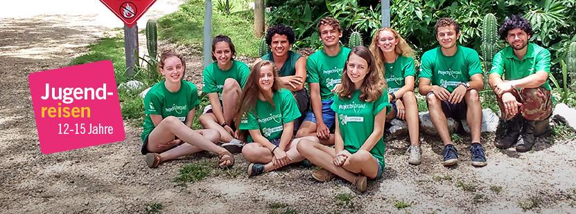 Jugendreisen (12 - 15)