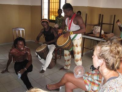 togoisches Kunsthandwerk