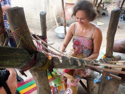 Kunsthandwerk in Togo