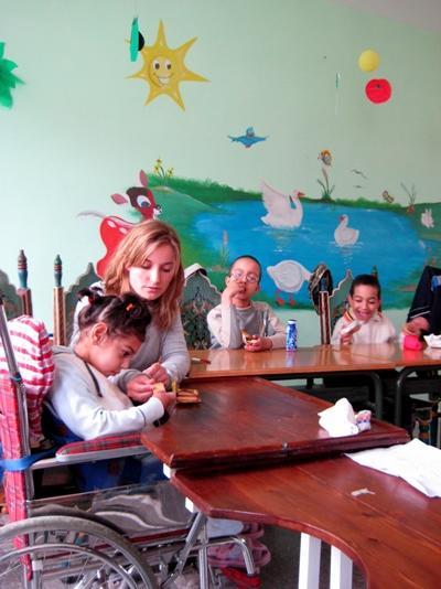 Praktikum Ergotherapie Ausland - Marokko
