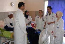 Projekte in Afrika - Marokko : Medizin - Praktikum