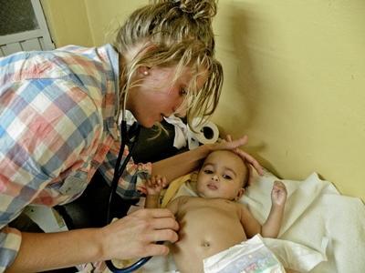 Medizin-Praktikum in Äthiopien