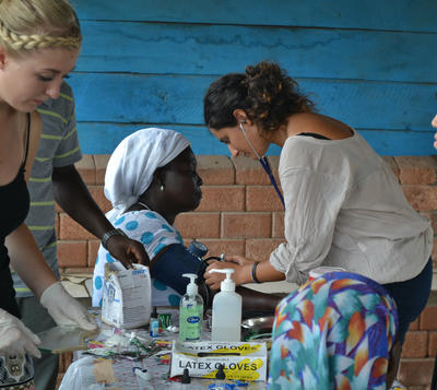 Krankenpflegepraktikum im Ausland - Ghana