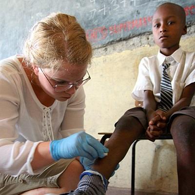 Medizin-Praktikum in Kenia