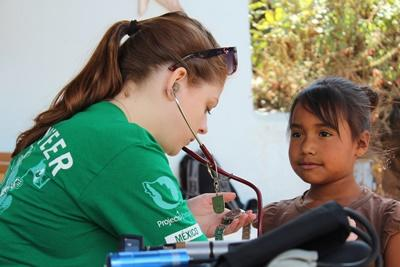 Medical Outreach in Mexiko
