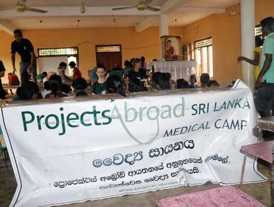 Krankenpflege - & Medizin - Praktikum in Sri Lanka