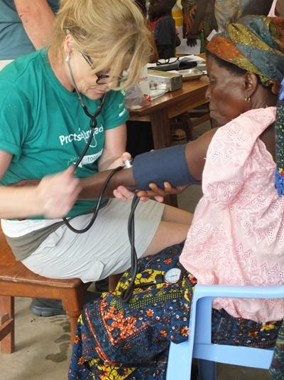 Medical Outreach im Medizin – Projekt in Togo