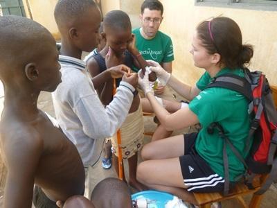 Medizin-Praktikum in Togo