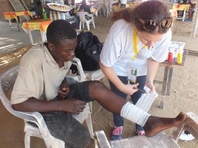 Freiwilligenarbeit Public Health – Projekt in Togo