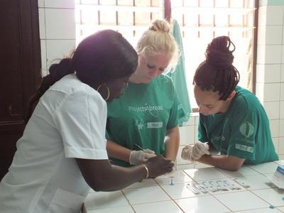 Public Health in Togo: Freiwilligenarbeit im medizinischen Bereich