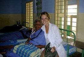 Physiotherapie - Praktikum im Ausland : Indien
