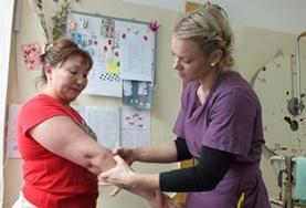 Physiotherapie - Praktikum im Ausland : Mongolei